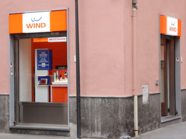 WIND POZZUOLI- By Digital Time